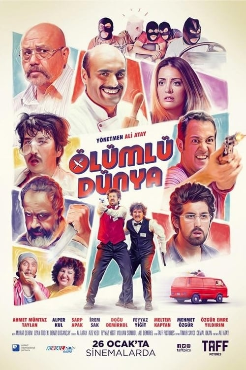 Watch Ölümlü Dünya (2018) Movie Free Online
