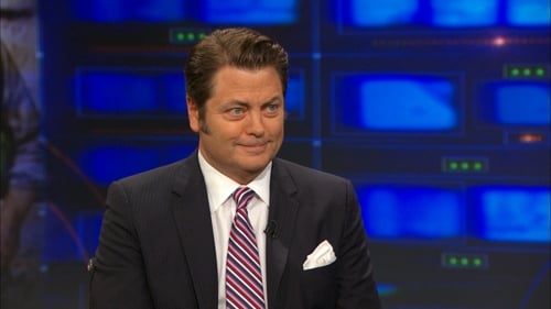 The Daily Show with Trevor Noah: Season 20 – Épisode Nick Offerman