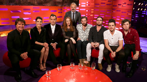 The Graham Norton Show: Season 20 – Episode Tom Cruise, Cobie Smulders, Jude Law, Catherine Tate, Kings Of Leon