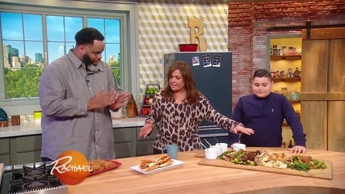 Rachael Ray - Season 13 - Episode 148: Rach's Hearty Chicken Soup Features A Good-For-You Grain + Self-Tanning Secrets for Summer!