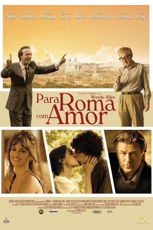Assistir Para Roma, Com Amor Online