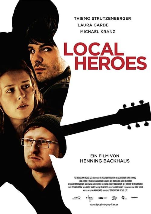 Mira La Película Local Heroes Gratis En Español