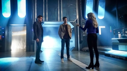 The Flash - Season 5 - Episode 11: Seeing Red