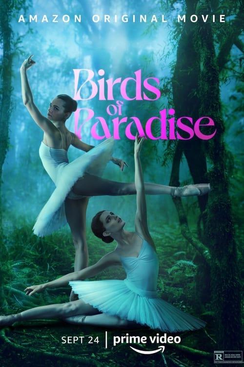 Poster von Birds of Paradise
