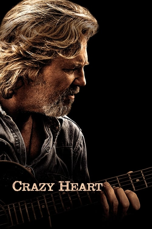 Poster for the movie, 'Crazy Heart'