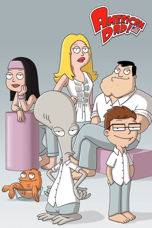 American Dad! - Season 0: Specials - Episode 9: Tearjerker And Then They Will Cry