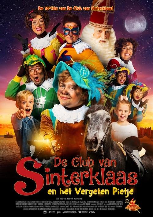 De Club van Sinterklaas & het Vergeten Pietje (2021) Poster