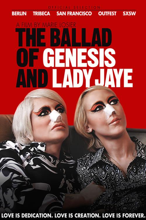 Assistir The Ballad of Genesis and Lady Jaye Online