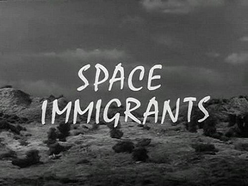 Fireball XL5: Season 1 – Episode Space Immigrants