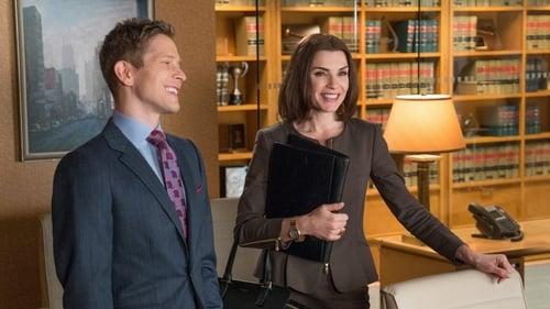 The Good Wife - Season 7 - Episode 12: Tracks