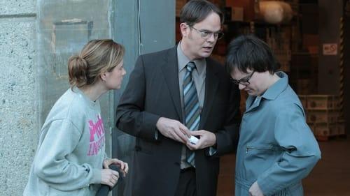 The Office - Season 9 - Episode 14: vandalism