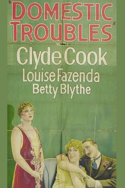 Domestic Troubles (1928)