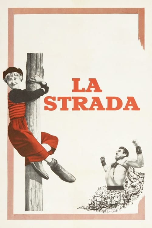 Streaming La Strada (1954) Movie Free Online