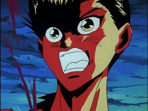 Hiei e as Chamas Negras Mortais