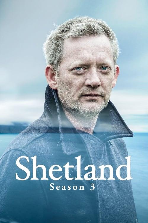 Shetland Poster