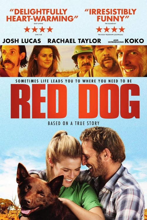 Watch Red Dog (2011) Best Quality Movie