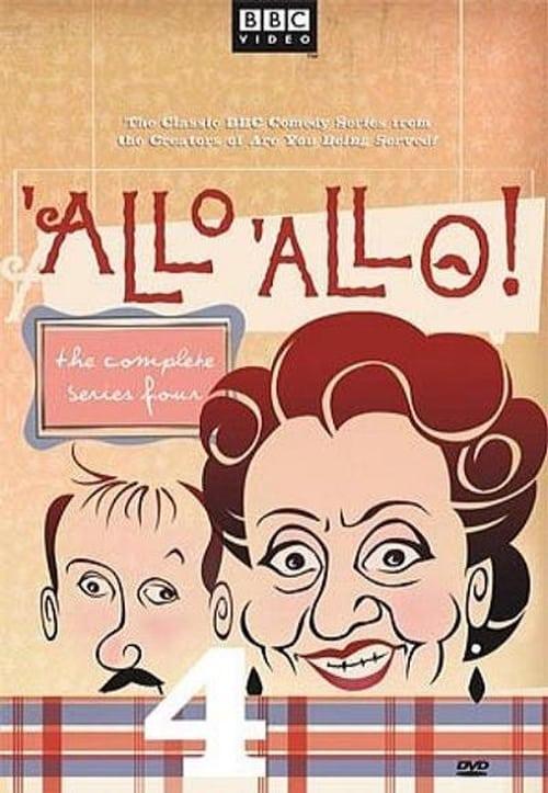 'Allo 'Allo!: Season 4