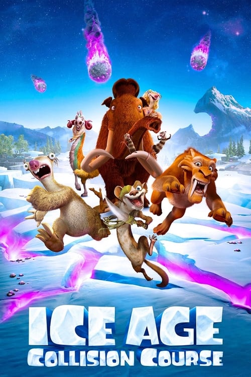 Largescale poster for Ice Age: Collision Course