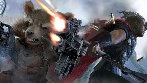 ver avengers: infinity war - part i 2018 online gratis en español