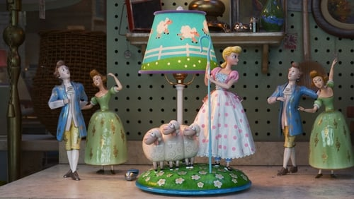 Banner de Toy Story: Lamp Life