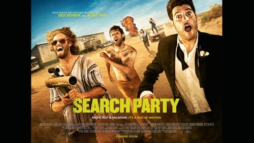 Search Party (2014) — The Movie Database (TMDb)