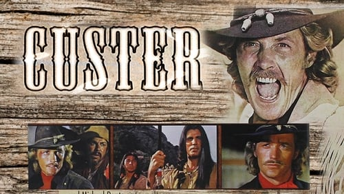 Image result for custer tv series