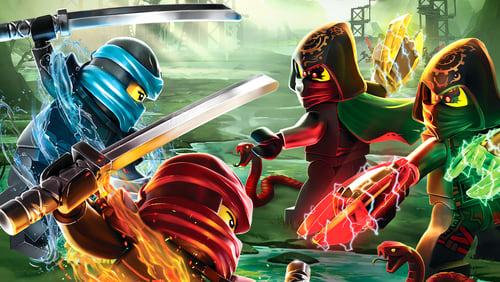 Lego Ninjago Masters Of Spinjitzu Tv Series 2012 The Movie