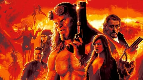 "Hellboy (2019 Movie) New Trailer ""Red Band"" – David Harbour, Milla Jovovich, Ian McShane"