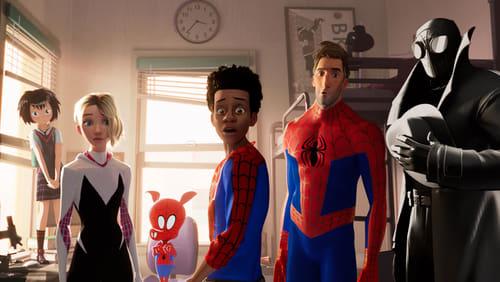 ადამიანი-ობობა: სამყაროს მიღმა / Spider-Man: Into the Spider-Verse