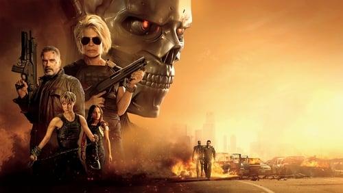 Banner de Terminator 6: Destino Oculto