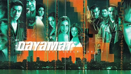 Qayamat City Under Threat {HD} - Ajay Devgan, Sunil Shetty, Neha Dhupia - (With Eng Subtitles)