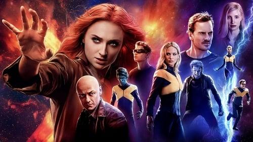 Banner de X-Men: Dark Phoenix (X-Men: Fénix Oscura)