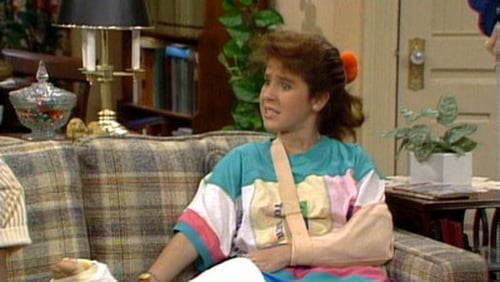 Punky Brewster Wimped Out 1988 Backdrops Stills The