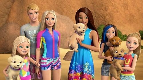 barbie dolphin magic movie cast