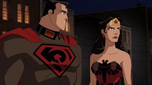 Banner de Superman: Red Son