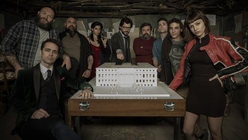 Money Heist – Season 2 [End]