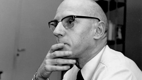 Michel Foucault par lui-même (2003) — The Movie Database (TMDb)