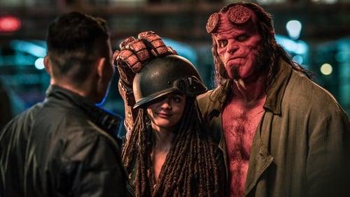 "Hellboy (2019 Movie) New Trailer ""Red Band"" – David Harbour, Milla Jovovich, Ian McShane"