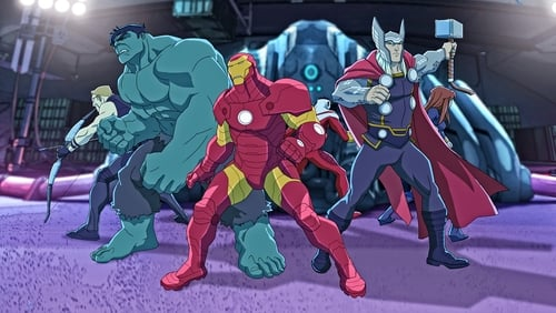 The Avengers Protocol, Part One