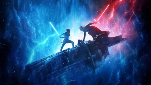 Banner de Star Wars: El Ascenso de Skywalker