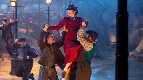 Banner de El Regreso De Mary Poppins