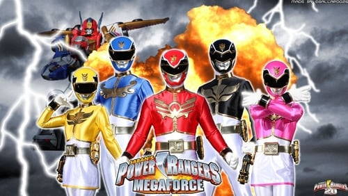 Power Rangers Megaforce: Ultimate Team Power (2013) — The