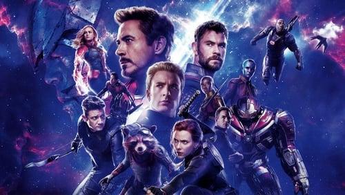 Banner de Avengers: Endgame