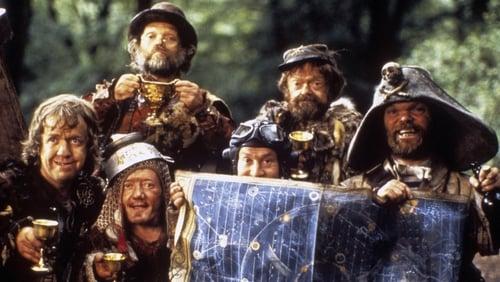 Time Bandits (1981) ORIGINAL TRAILER [HD 1080p]