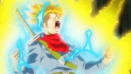 Future Trunks Super Saiyan Rage