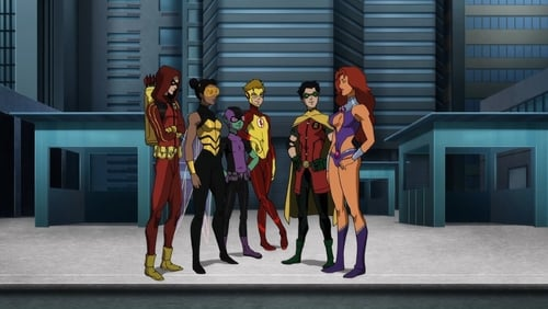Teen Titans: The Judas Contract Trailer #1 (2017) Animated Movie HD
