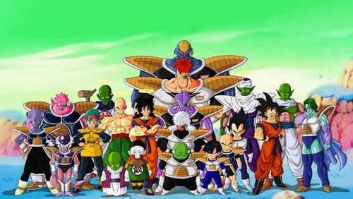 Dragon Ball Z (TV Series 1989-1996) — The Movie Database (TMDb)