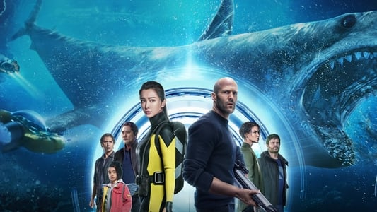 The Meg backdrop photo