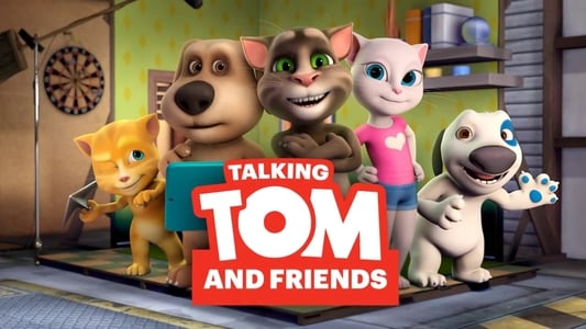 Talking Tom and Friends on FREECABLE TV