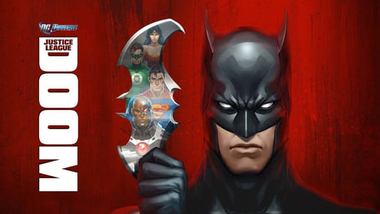 Justice League: Doom (2012) — The Movie Database (TMDb)